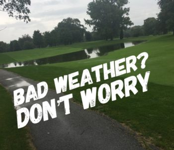 Master Golf in Bad Weather