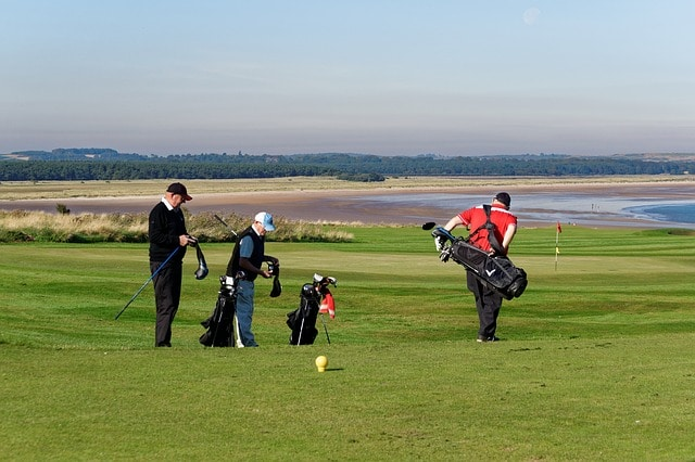 First Time Golfer's Survival Guide