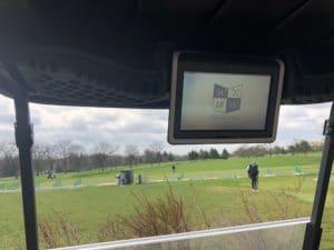 GPS Golf Carts