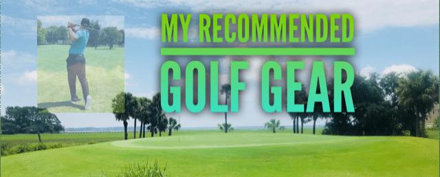 Golf Gear for beginners