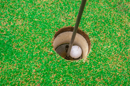stop chunking the golf ball