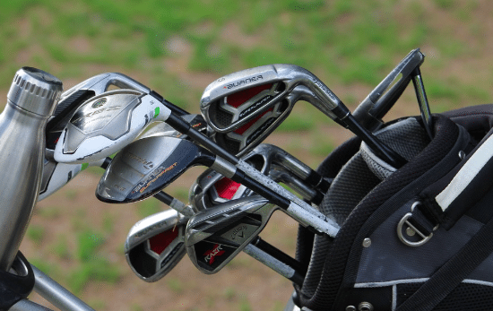 get better at golf fast
